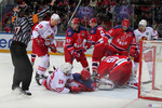 Small playoff cska jokerit game2014