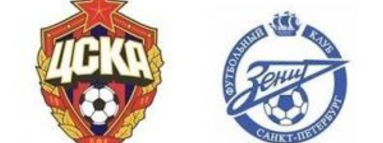 Very big cska zenit