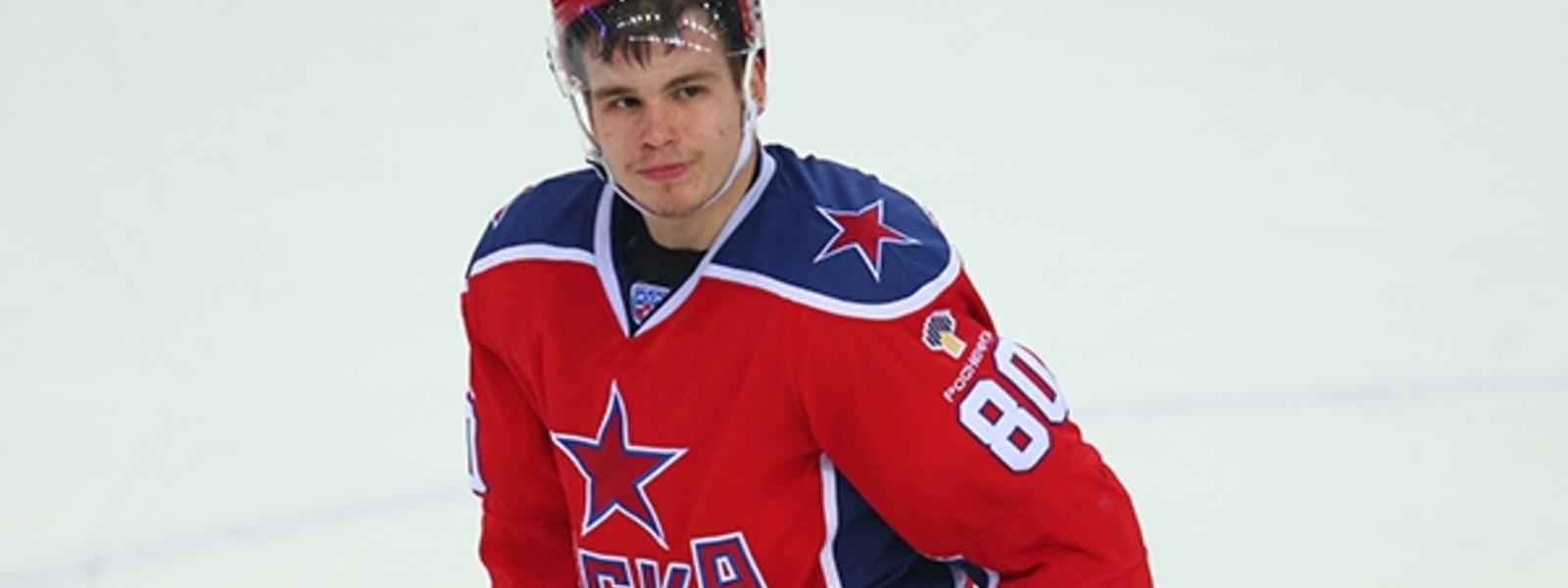 Никита Квартальнов покидает ЦСКА RBWorld.org