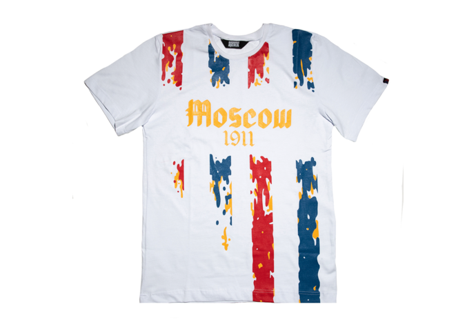 Big moscow 1911 white
