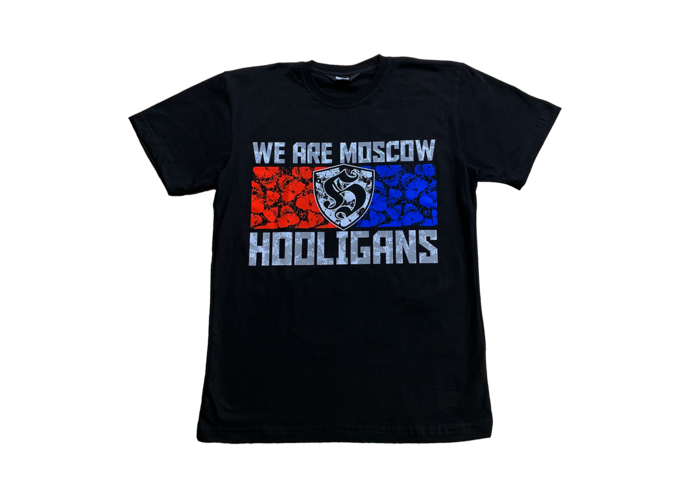 Big moscow hooligans black