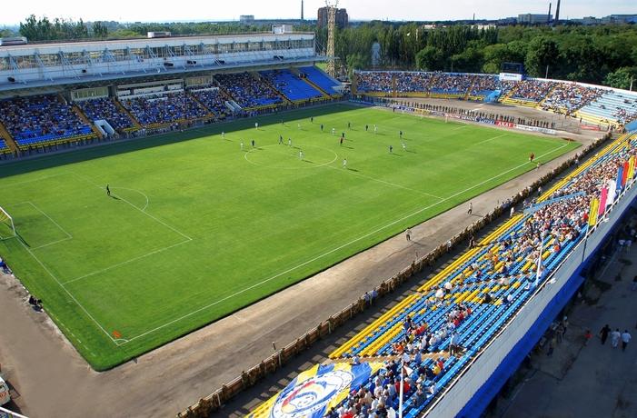 Стадион «Олимп-2», Ростов-на-